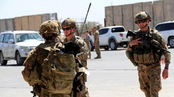 حمله راکتی به پایگاه هوایی بلد و اردوگاه ویکتوریا در عراق
