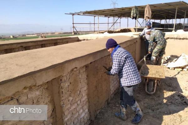 25 اثر تاریخی خراسان شمالی بازسازی شد