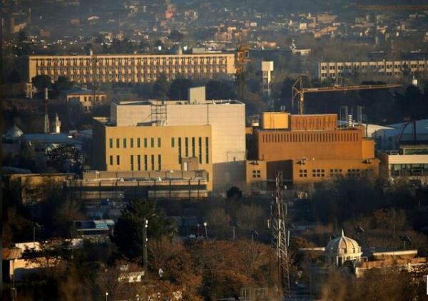 تدارک آمریکا برای تخلیه سفارتش در کابل در شرایط اضطراری
