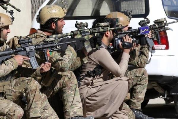 جنگ شدید در بادغیس، اعزام کماندوهای افغان به قلعه نو