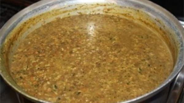 طرز تهیه پرتله؛ غذای سنتی استان لرستان
