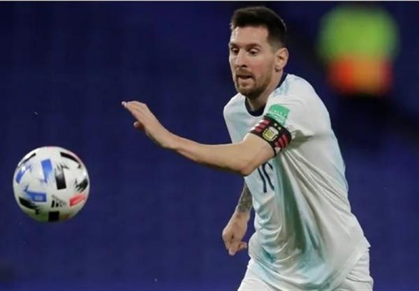 جنجال در طرح واکسیناسیون فوتبالیست های آمریکای جنوبی با نقش آفرینی مسی