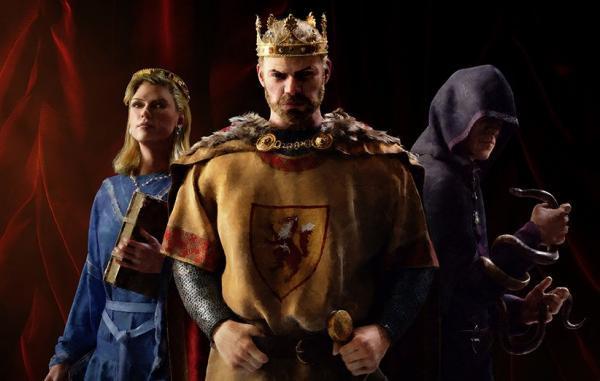 بازی Crusader Kings 3 روی پلی استیشن 5 و ایکس باکس سری عرضه می گردد